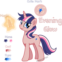 [NEXT GEN BIO] Evening Glow by PandamoniYUM