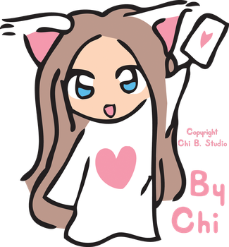 Chi Pose 02 by ChiBStudio
