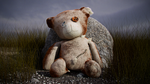 Lost Teddy by Illusive-Design