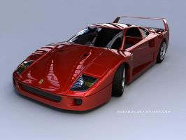 F40 wallpaper 1 by subaqua