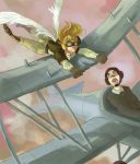 Hawkins: Air Pirate by maina