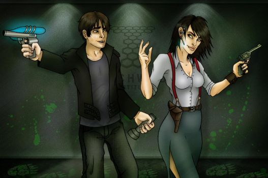 Gwayne and Jackie by call-me-special