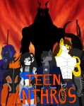 Teen Anthro's New Cover by Pyrus-Leonidas