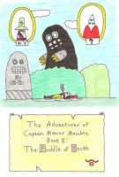 Captain Macabre Book 8 by Mr-Illusionist-1331