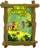 Rayman Legends : Artwork 1 - Toad Story by SquizCat