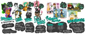 Commission prices - Update by THEsquiddybum