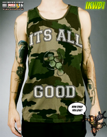 'Its All Good!' - Spencer Tanktop by Taking-Back-Shadow