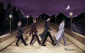 the marauders by envidia14