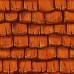 Tileable Roof texture by bhaskar655