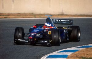 Jenson Button (1999 Spain Test) by F1-history