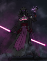 Darth Maleficient Color by Sturman