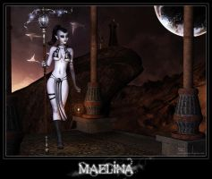 Maelina- for Kat by DesignsByEve