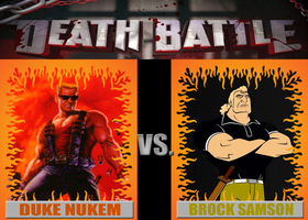 Death Battle Fight Idea 4 by Death-Driver-5000