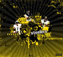 Steelers by princexofxhyrule