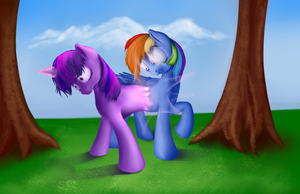 Teleportation gone wrong... by xormak