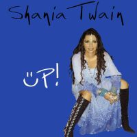 Shania Twain Up blue cover by SkipCool33