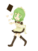 Bad End Night            Gumi chibi by Geellick