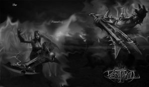 The Founding Of Pentakill by GLAD0Sisaspy