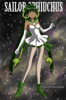 Drachea-Style Ophiuchus by CKNelson