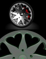 Love Wheel by ragingpixels