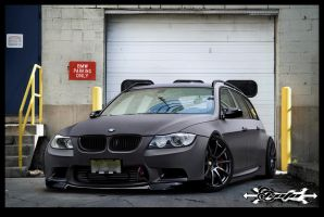 Bmw 3 touring by koto8