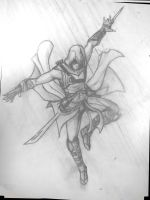 Altair by TheSnowZombie