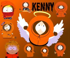 Kenny McCormick Wallpaper by danielle-15