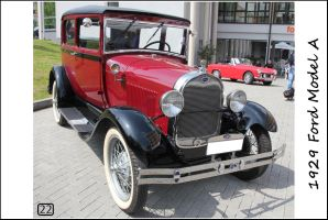 Model A by 22photo