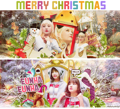 [MINI SHARE] MERRY CHRISTMAS 2016 by JKeyYuan
