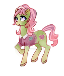 Offer to adopt: Earth pony by miloudee
