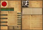 Fantasy Role Play Sheet by dojiartwork0sac