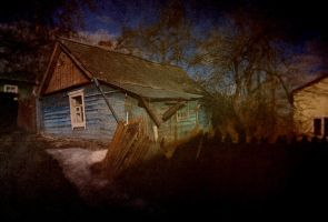 a little crooked house by incolorwetrust