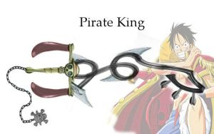 Pirate King by OnyxChaos