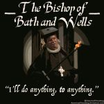 The Bishop of Bath and Wells by AmericanDreaming