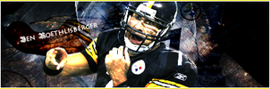 Ben Roethlisberger by adaam8