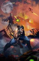 Wolvie by universe-K