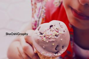 Ice Cream by ShoOshiGraphy