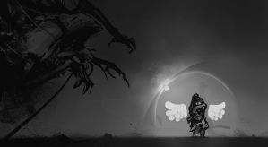 Where there is darkness... by gkrit