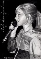 Hayley Williams by cindy-drawings