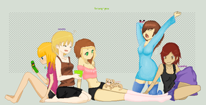 Bed time Collab Closed by x0Magical-me0x