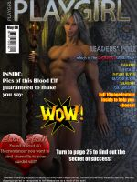 Blood Elf Playgirl 4 AzraelKun by 3D-Fantasy-Art