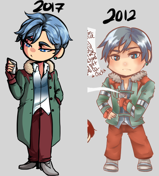 5 Years of Improvement by 0alacrity