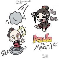 Azula iz Mean 2.0 by DaMee-Momma
