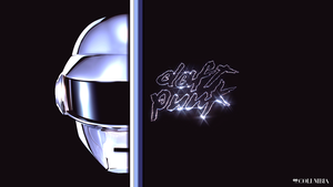 Daft Punk wallpaper - Thomas by Browniehooves
