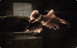 Unbreakable Vow by Aerie-Faerie