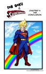Chapter4 - Son Goku and Superman: The Clash by Einstein001