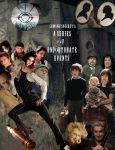 A Series Of Unfortunate Events- Movie Poster by karutimburtonfan