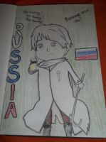 Russia by EnglandAmericaItaly