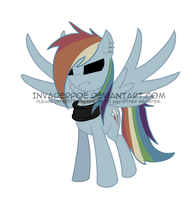 Asitic Dash vector by ElectricHalo