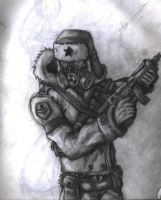 spetsnaz by TrenchHead